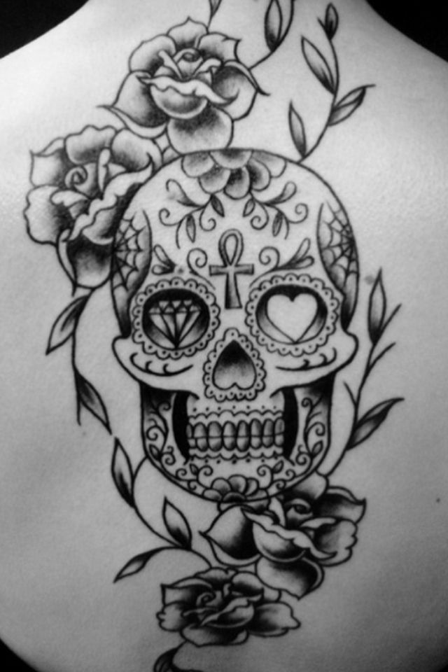 23 Best Images About Sugar Skull On Pinterest Ideas And Designs