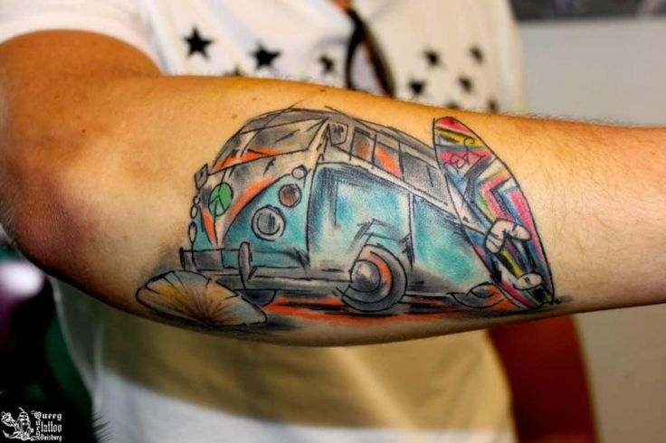 75 Best Images About Das Vw Tattoos On Pinterest Ideas And Designs