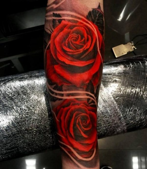 17 Best Ideas About Rose Tattoos For Men On Pinterest Ideas And Designs