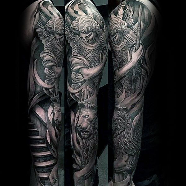 17 Best Ideas About Men Sleeve Tattoos On Pinterest Tree Ideas And Designs