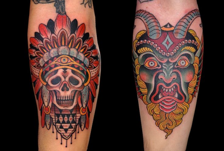 Tattoo By Gordon Combs Of Artwork Rebels 510A Nw 23Rd Ave Ideas And Designs