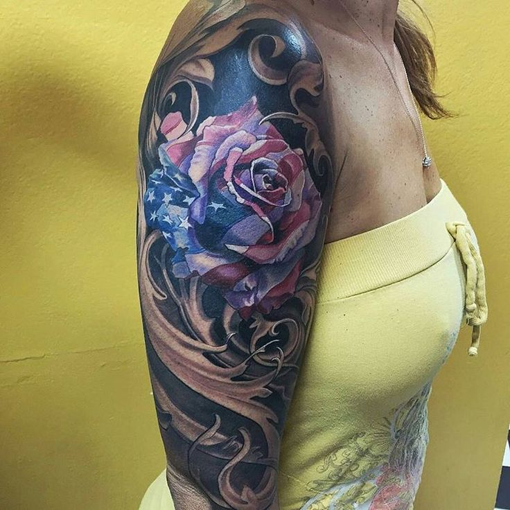 1000 Ideas About Patriotic Tattoos On Pinterest Ideas And Designs