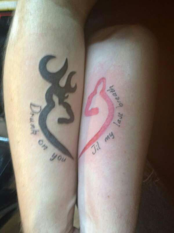 25 Best Ideas About His And Hers Tattoo On Pinterest Ideas And Designs