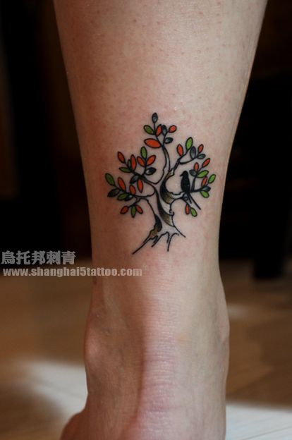 25 Best Ideas About Small Tree Tattoos On Pinterest Ideas And Designs