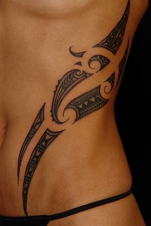 1000 Ideas About Tribal Wave Tattoos On Pinterest Ideas And Designs