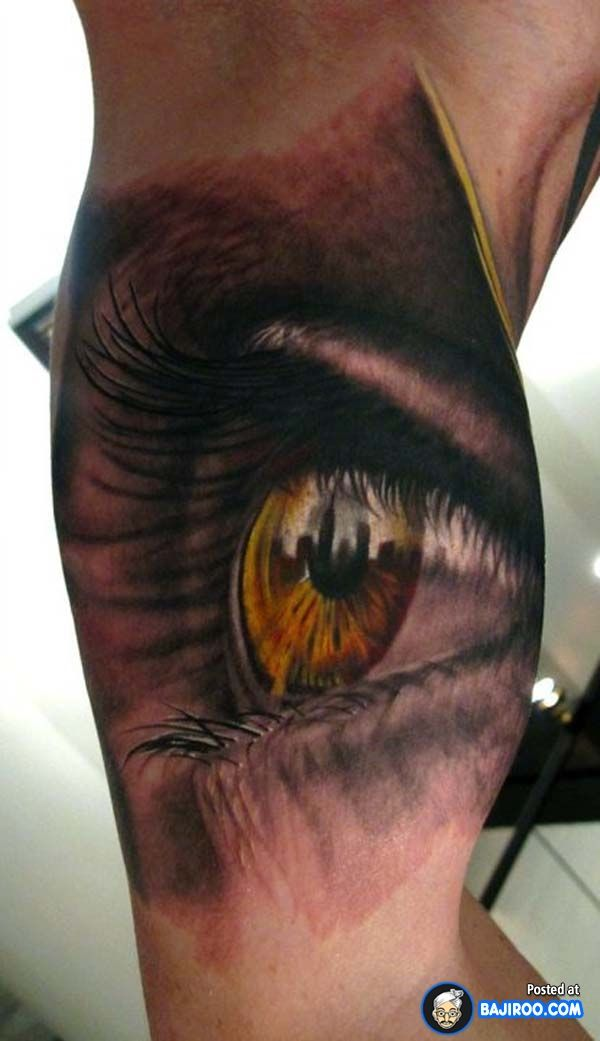 41 Awesome 3D Tattoo Designs Tattoos Pinterest Ideas And Designs