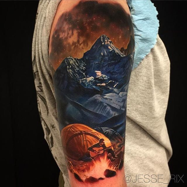 17 Best Ideas About Camping Tattoo On Pinterest Doodle Ideas And Designs