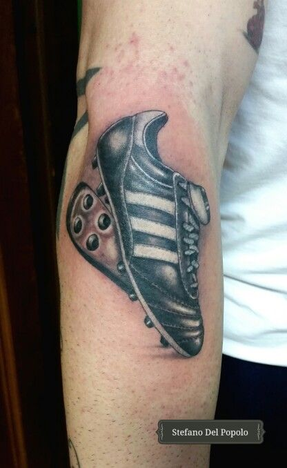 Soccer Shoes Adidas Tattoos Pinterest Tattoo Soccer Ideas And Designs