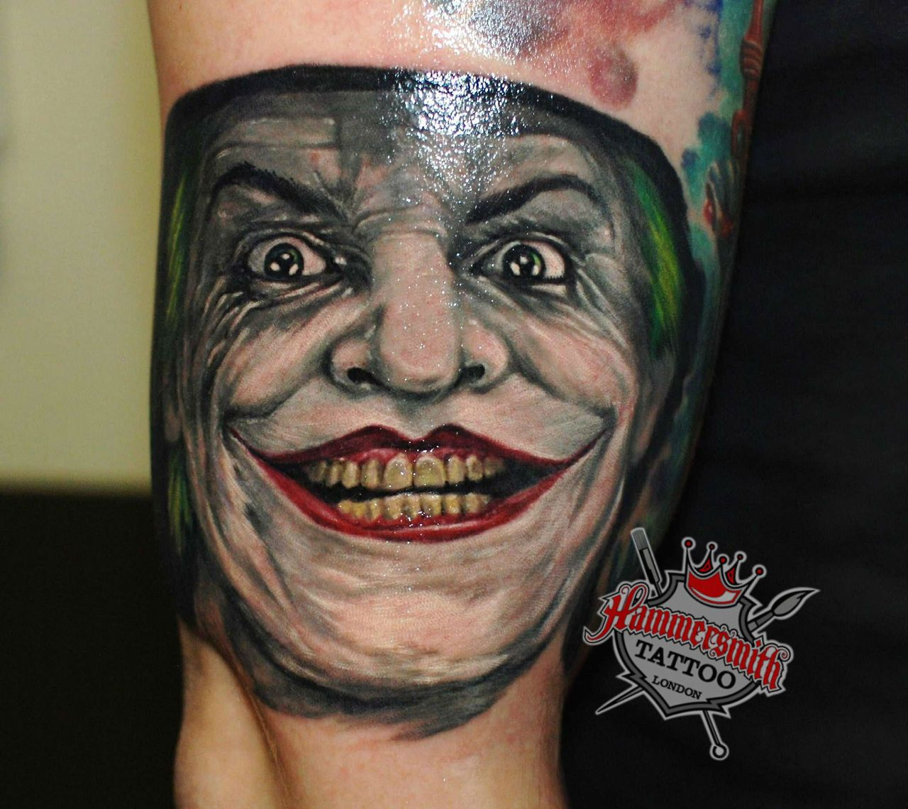 Jack Nicholsons Portrayal Of The Joker This Time From Ideas And Designs