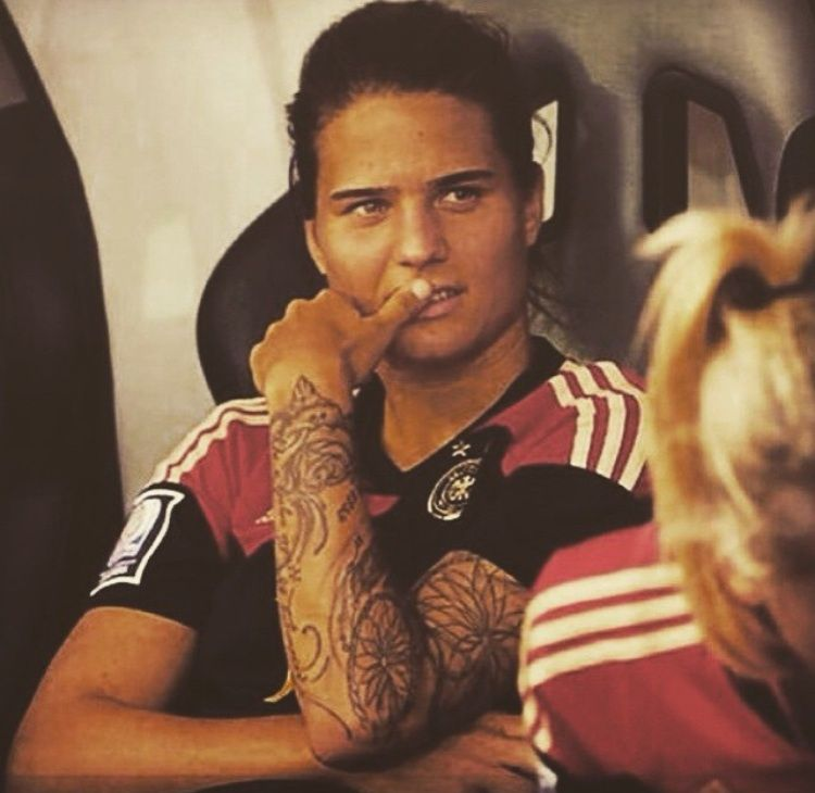 Maro Dzsenifer Marozsan Gerwnt Germany Soccer Player Ideas And Designs