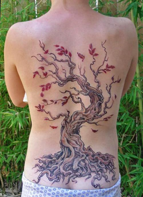 15 Stunning Tree Tattoos You Ll Love These Ideas And Designs