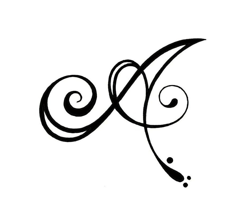 70 Letter A Initial Tattoo Designs Ideas And Templates Ideas And Designs