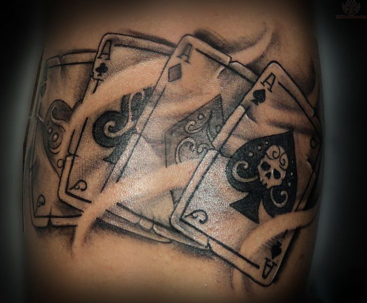 13 Poker Tattoo Designs Images And Ideas Ideas And Designs