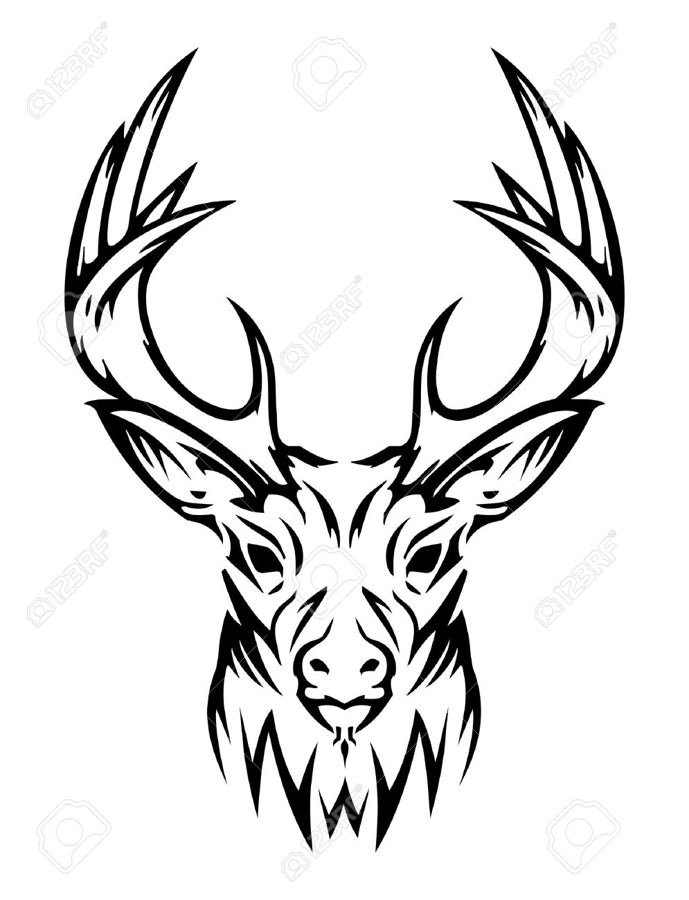 16 Tribal Animal Tattoo Designs Pictures And Photos Ideas And Designs
