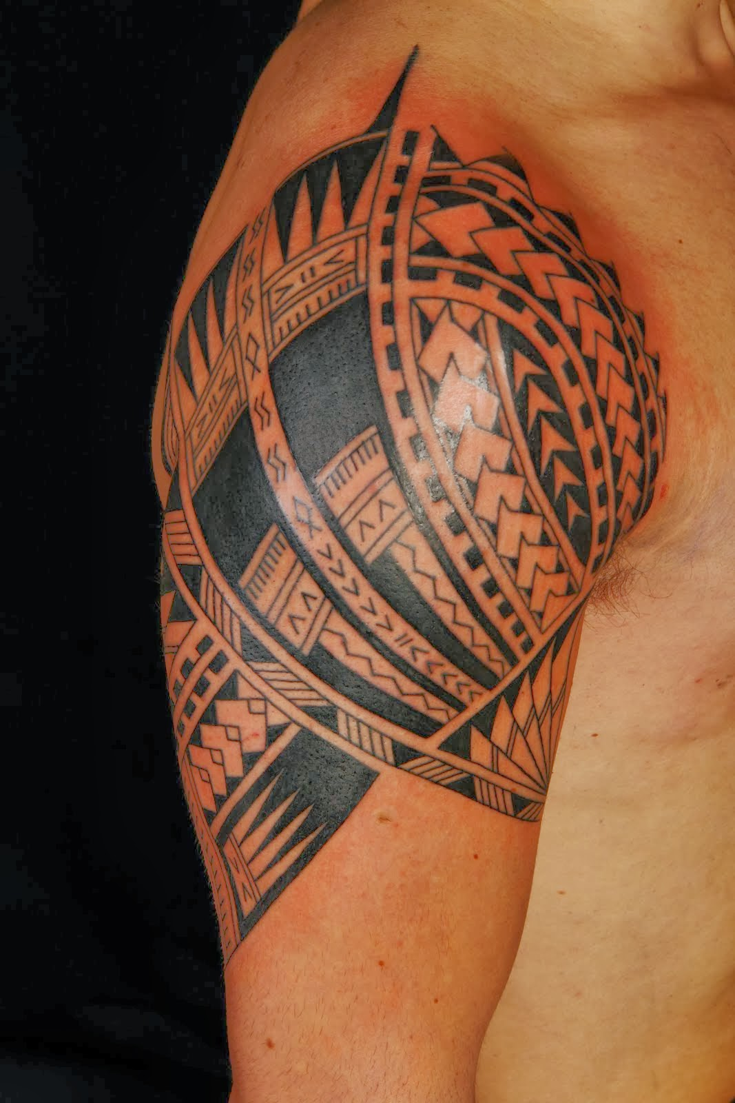 19 Hawaiian Tribal Tattoo Designs Photos And Ideas Ideas And Designs