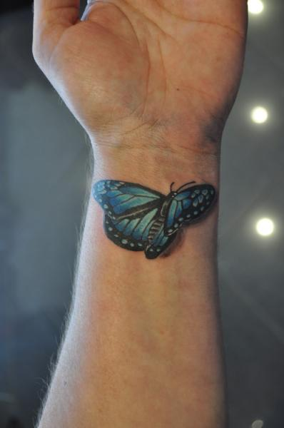 85 3D Butterfly Tattoos Ideas And Designs