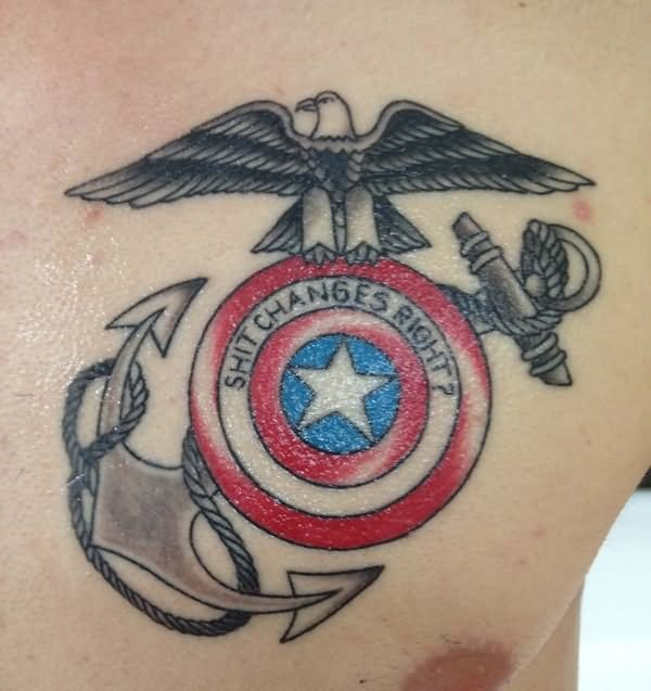 100 Incredible American Tattoos Ideas And Designs