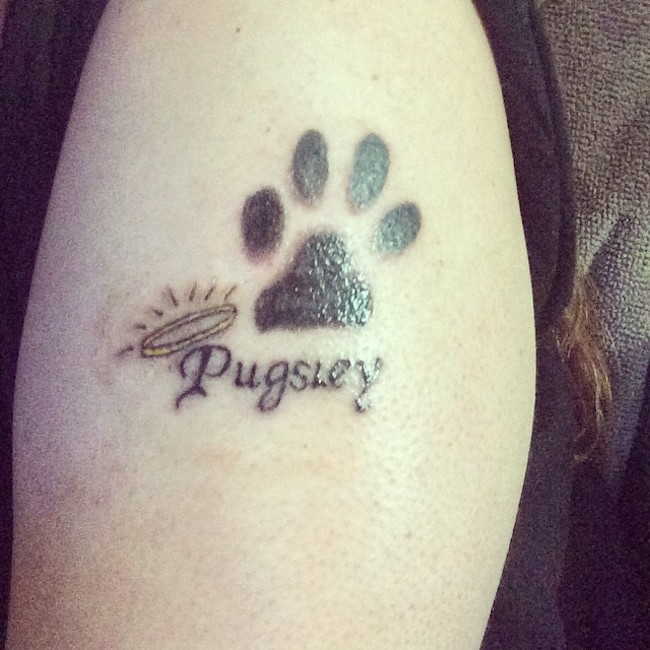 16 Fantastic Half Sleeve Dog Tattoos Ideas And Designs