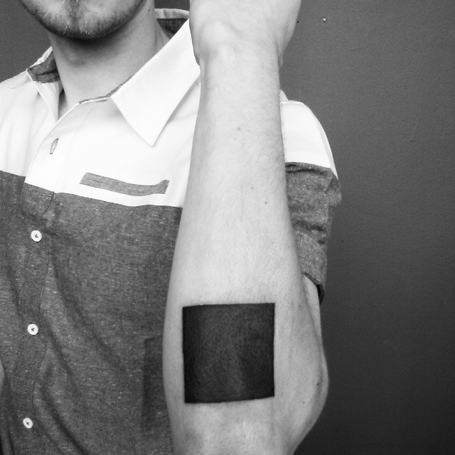 20 Awesome Square Tattoos Ideas And Designs
