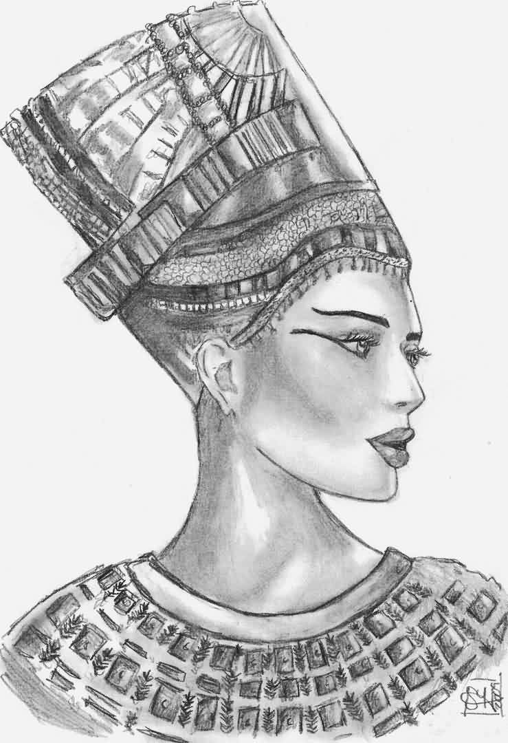 15 African Queen Tattoo Designs And Pictures Ideas And Designs