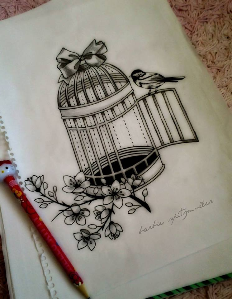 10 Famous Cage Tattoo Designs Ideas And Designs