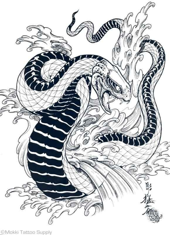 54 Latest Snake Tattoo Designs Ideas And Designs