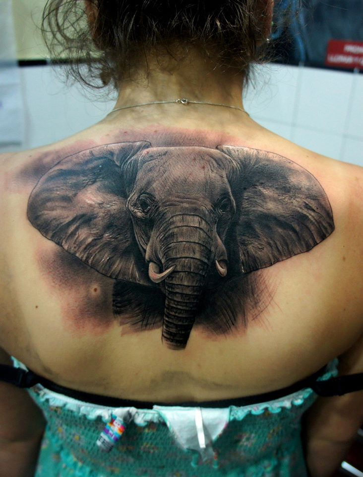 11 Indian Elephant Tattoo Designs Ideas And Designs
