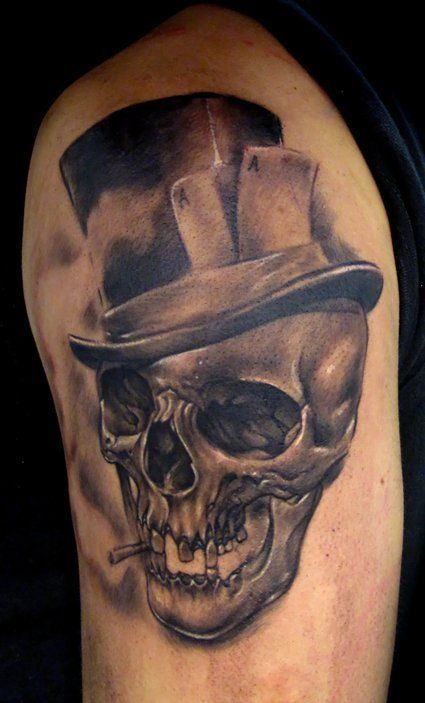 47 Best 3D Skull Tattoos Collection Ideas And Designs