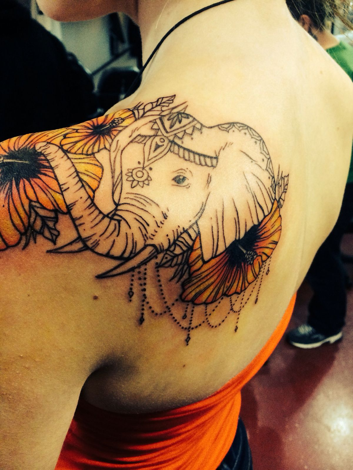 37 Popular Elephant Tattoos Collection Ideas And Designs