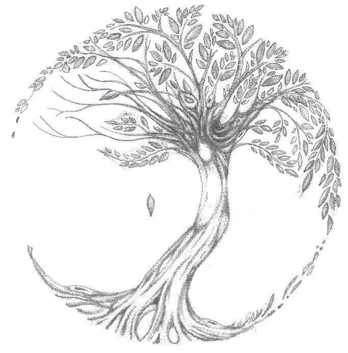 60 Ash Tree Tattoos Ideas And Meanings Ideas And Designs