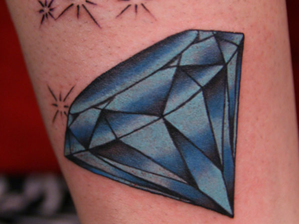 60 Best Diamond Tattoo Design Ideas With Meaning Ideas And Designs