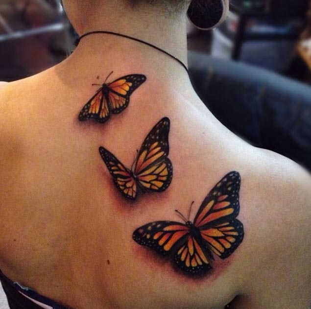 50 Most Incredible Butterfly Tattoo Design Ideas Ideas And Designs