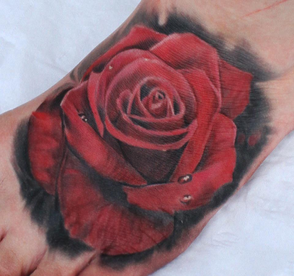 75 Lovable Red Rose Tattoos And Designs With Meanings Ideas And Designs