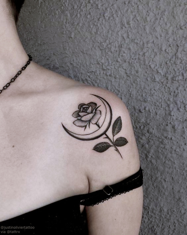 40 Gorgeous Rose Tattoo Designs For Women Bored Art Ideas And Designs