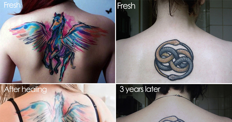 Thinking Of Getting A Tattoo These Pics Reveal How Ideas And Designs