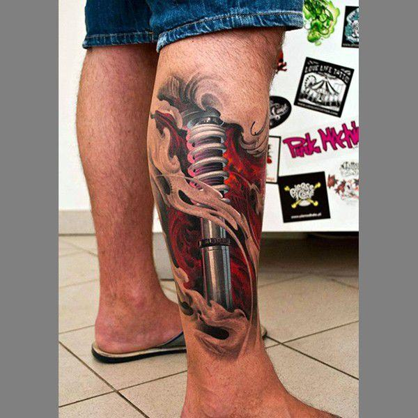 125 Badass 3D Tattoos That Will Boggle Your Mind 2018 Ideas And Designs
