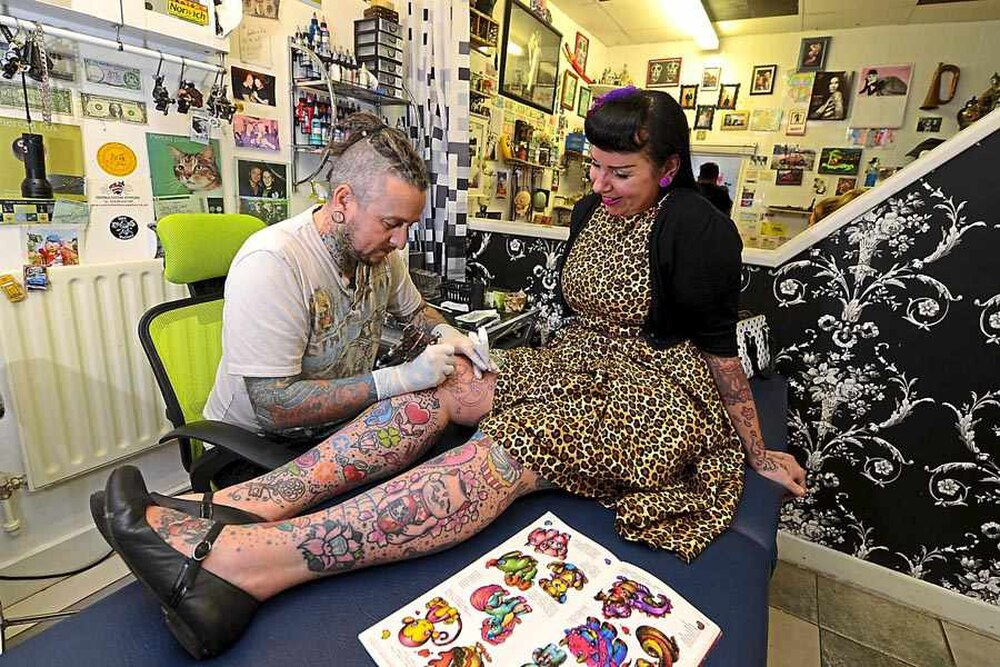 Ink Credible Telford Artists In Charity 24 Hour Tattoo A Ideas And Designs