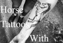 Best horse tattoos designs ideas