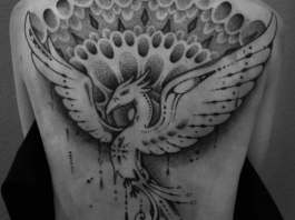 Phoenix tattoos designs ideas men women girls guys best