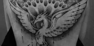 Phoenix tattoos designs ideas men women girls guys best