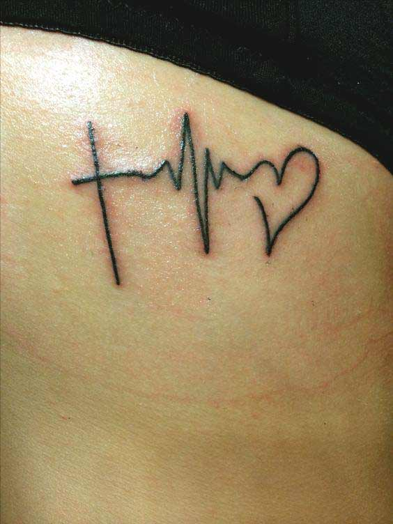 faith hope love tattoo meaning
