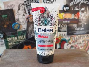 Balea Tattoo farberhaltende Pflegelotion