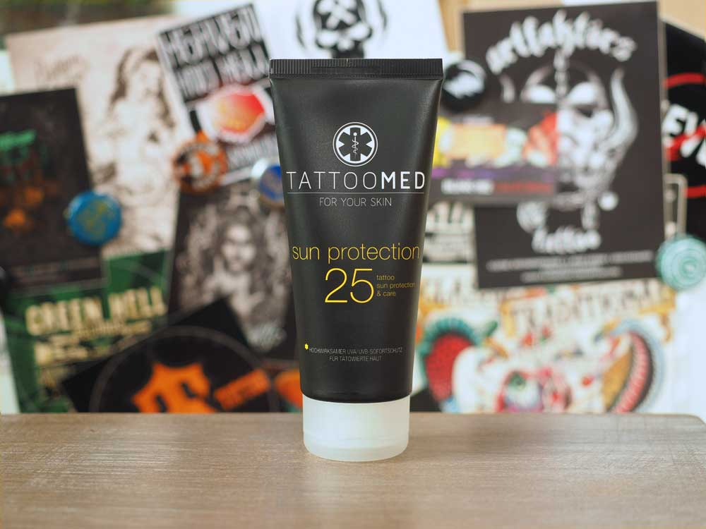 TattooMed Sonnencreme 25