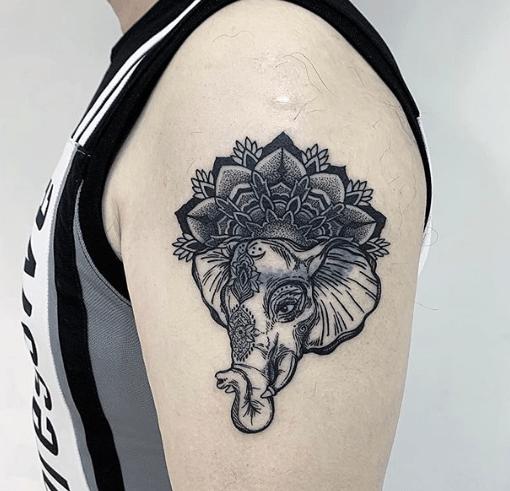 Mandala Tattoo Guide Meaning And Over 100 Tattoo Ideas Tattoo Stylist
