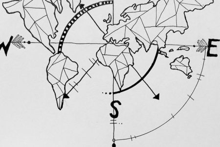 World map compass tattoo path decorations pictures full path black outline world map with compass tattoo stencil tim williamson black outline world map with compass tattoo stencil tim williamson outline of world map x gumiabroncs Choice Image