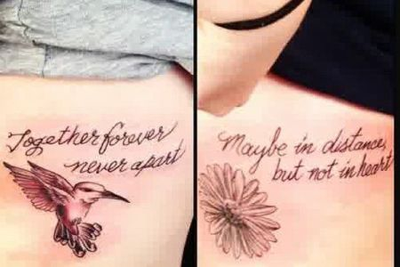 Meaningful Best Friend Tattoos Regarding Friendship Quote Funny ...
