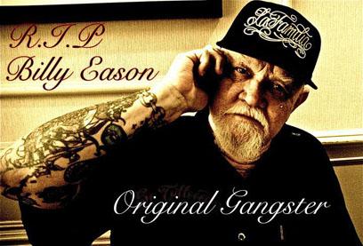 Billy Eason Tattoo Artist