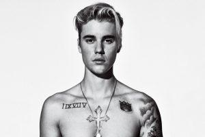 I Tatuaggi Di Justin Bieber Le Foto
