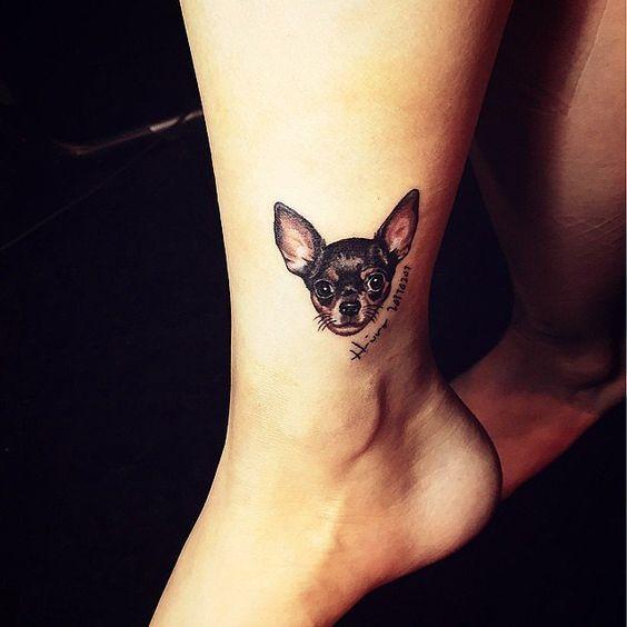 Tatuajes de Mascotas