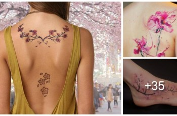 Tatuajes de Cerezos